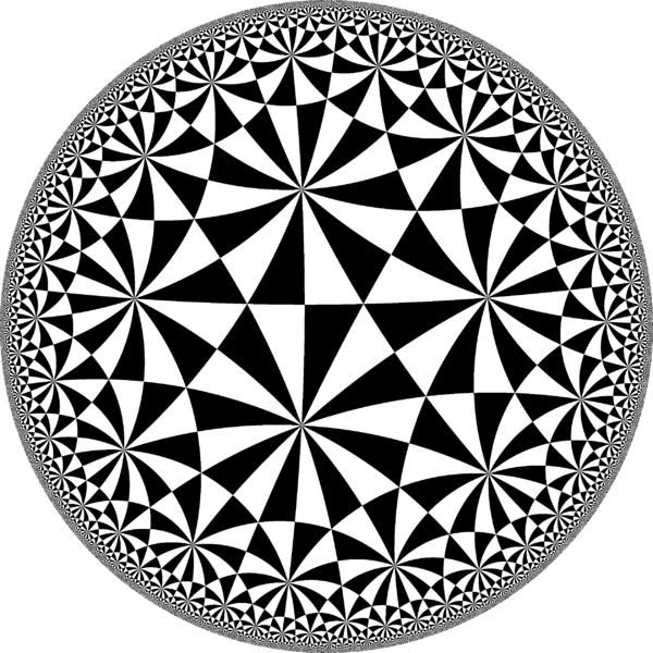 hyperbolic geometry - Google Search | Geometry | Pinterest