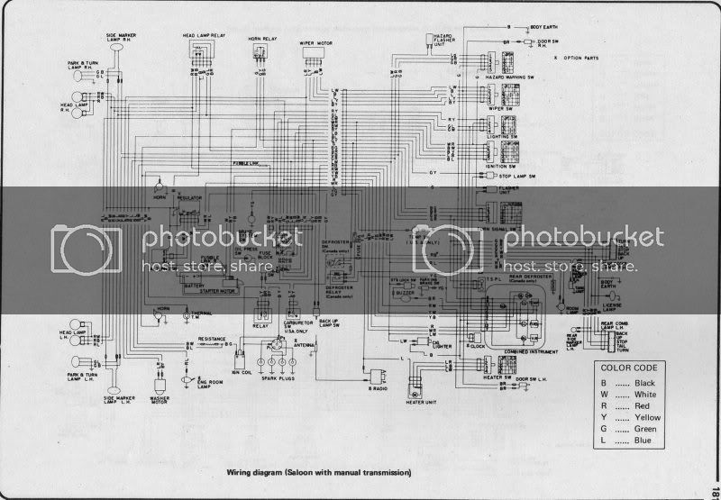 Wiring Diagram For Nissan 1400 Bakkie 7 In 2020 Diagram Nissan Wire