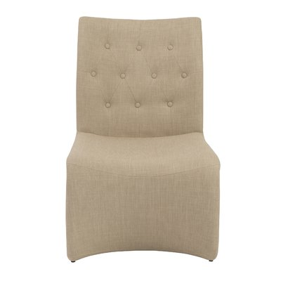Brayden Studio Knowle Lounge Chair Color: Tan