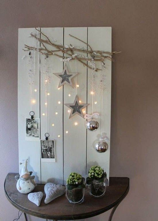 Photo of 45 Cool Rustic Christmas Home Decorating Ideas
