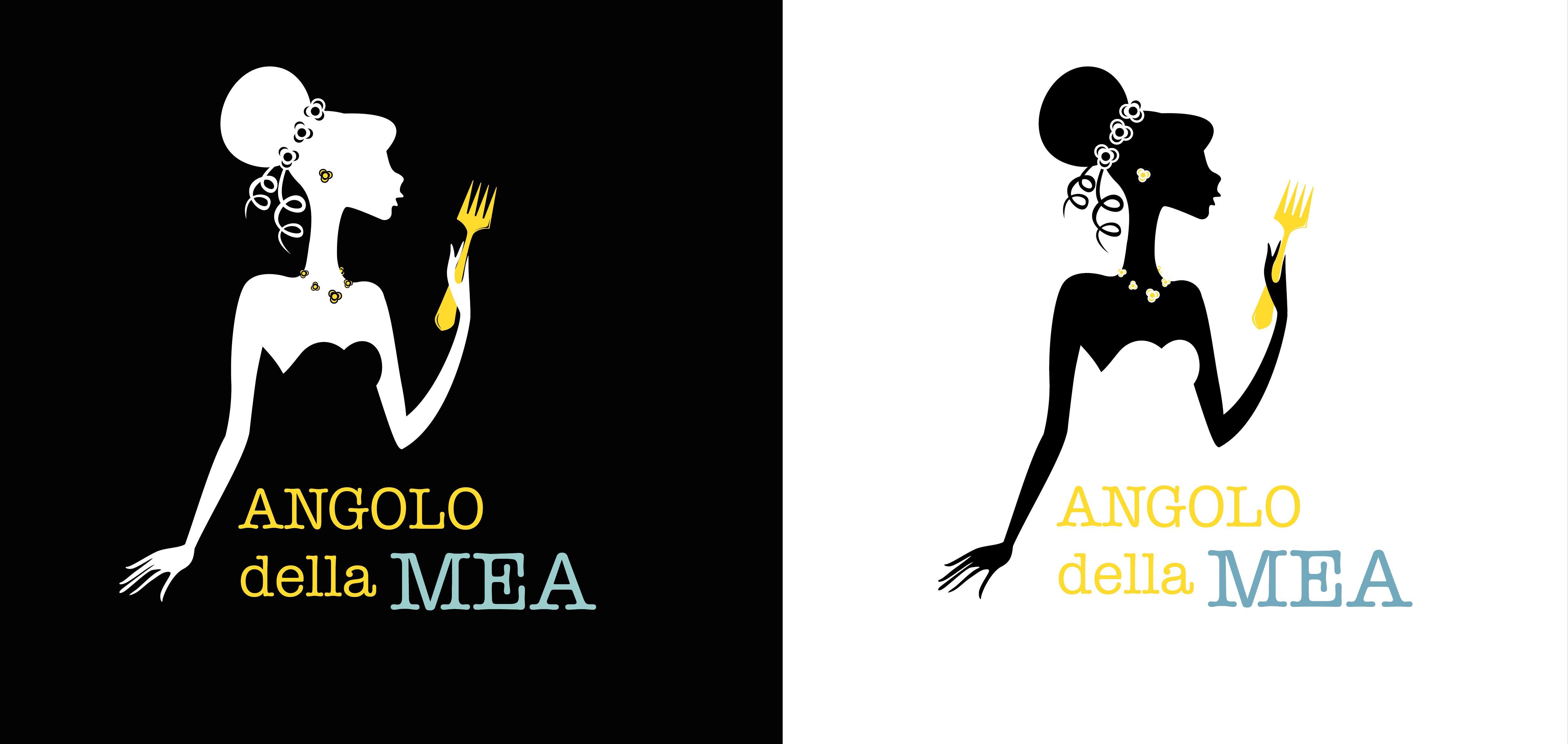Ideazione Logo Angolo della Mea - Piadineria