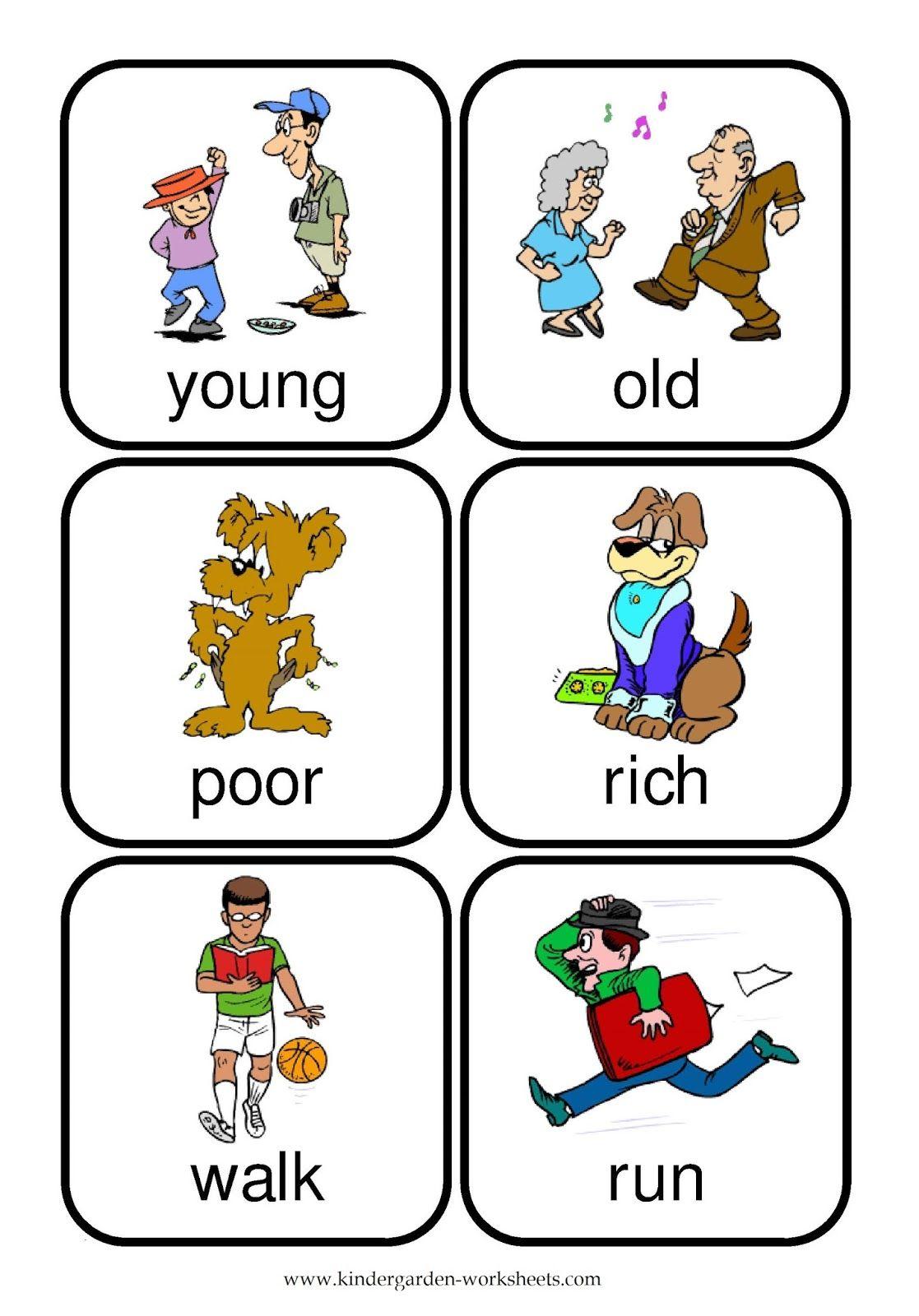 Word Preschoolers