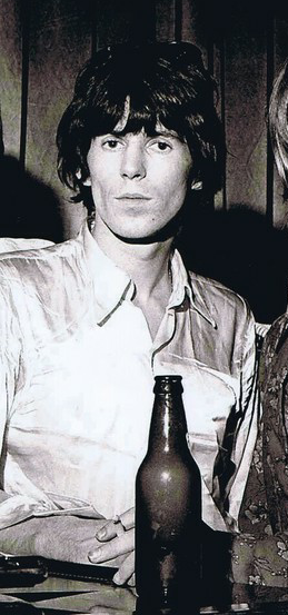 Keith Richards 1960s Young Keith Richards Rolling Stones Best Rock Bands