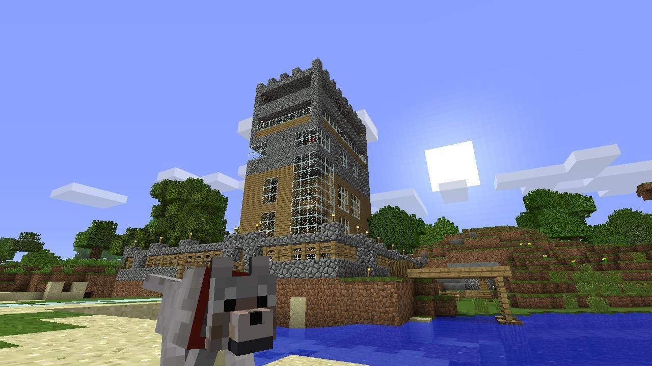 Minecraft Auf Der XBOX Spiele MarcTV Cooles Zeug Pinterest - Minecraft kann nicht spielen