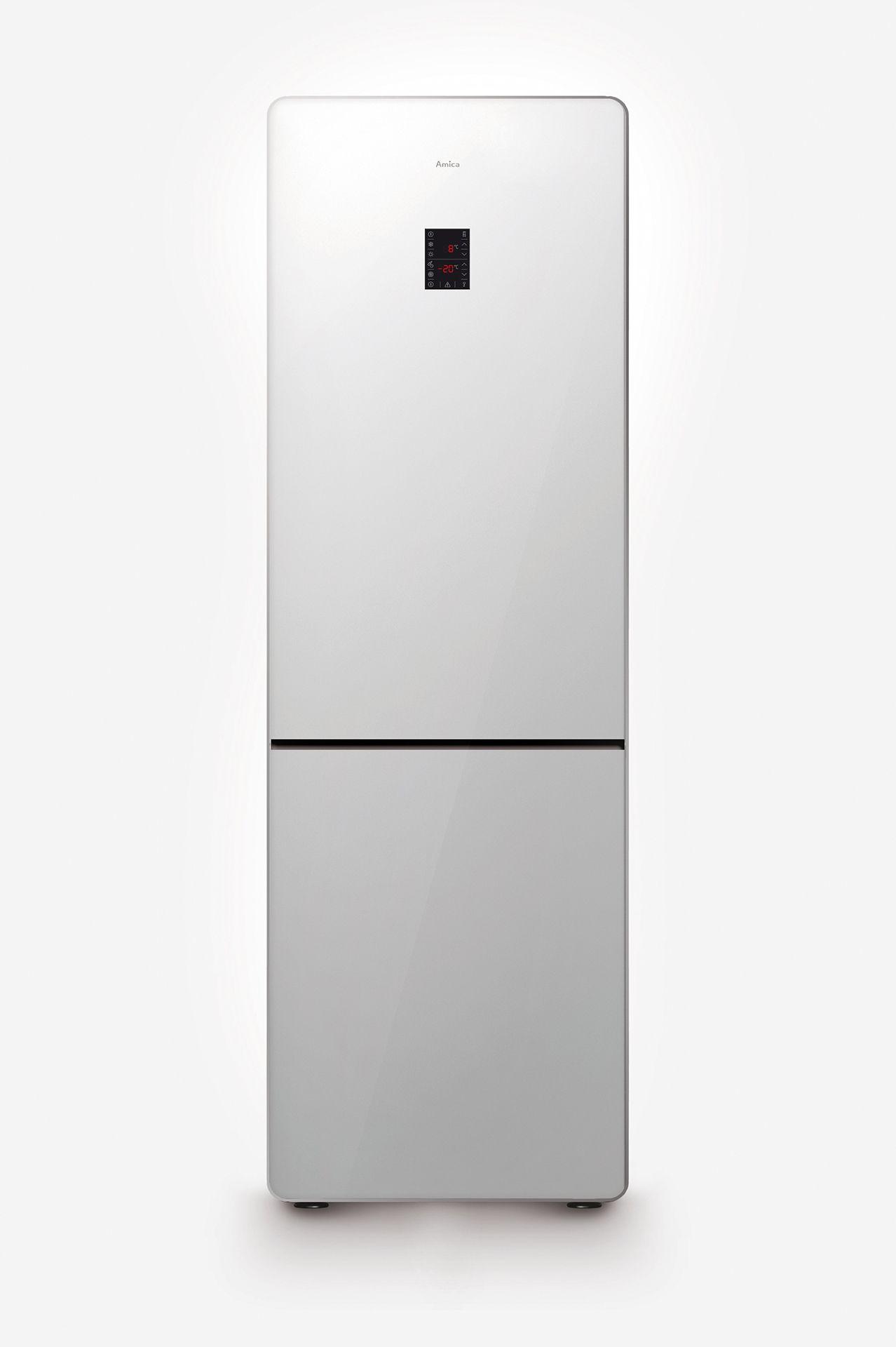 fridge / Amica IN. Pure White / 2015 / designed by CODE design