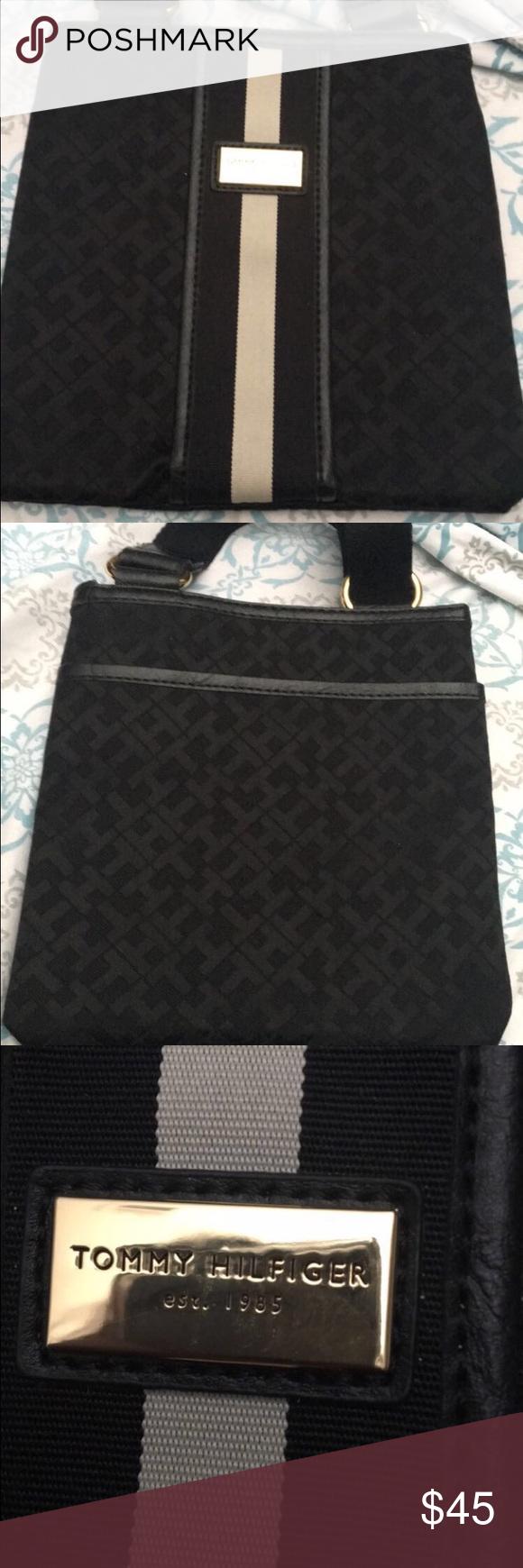 Tommy Hilfiger Cross Body Bag Black Tommy Hilfiger bag | Brand New Tommy Hilfiger Bags Crossbody Bags