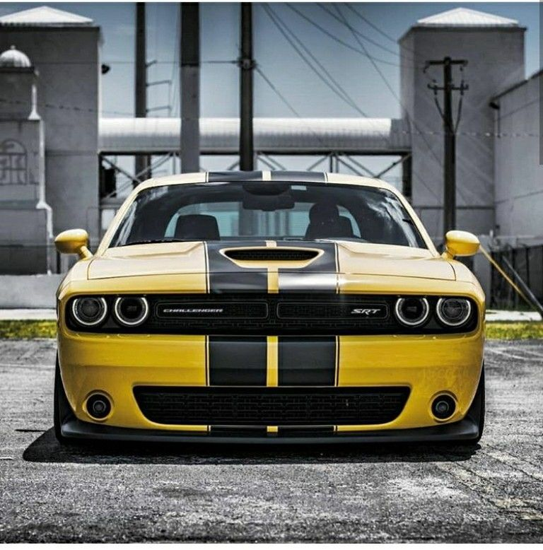 Dodge Challenger Srt Hellcat, Dodge
