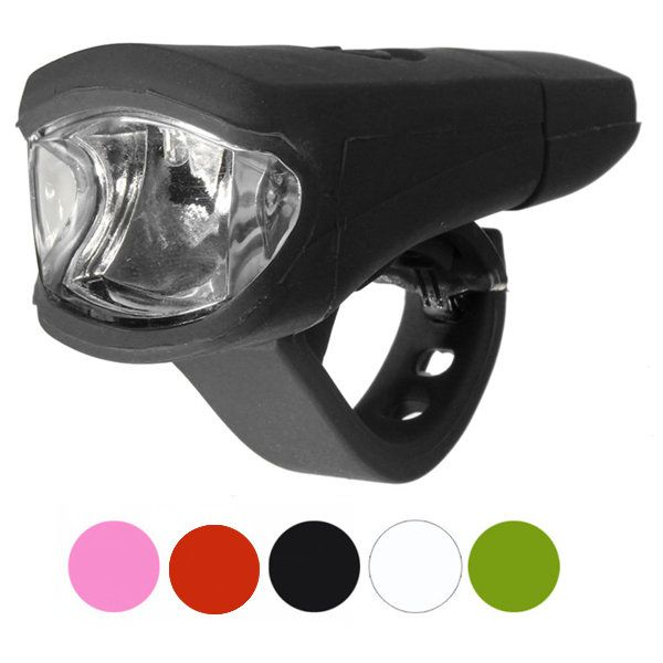 Rechargeable USB LED Bicycle Light Cycling Bike Front Head Rear Light Headlamp