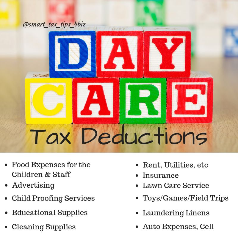 """Here's A """"short"""" List Of Expenses That Child Care"""