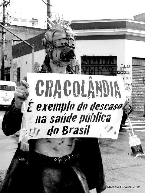 Crackhead Land by Marcelo Oliveira, via Behance