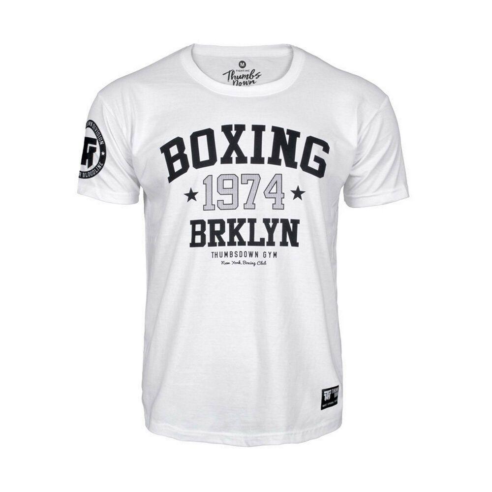 Boxing Fernet Branca T Shirt Retro As Worn By Carlos Monzon