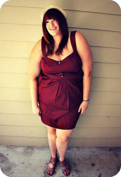 Fat Girl In Tight Dress