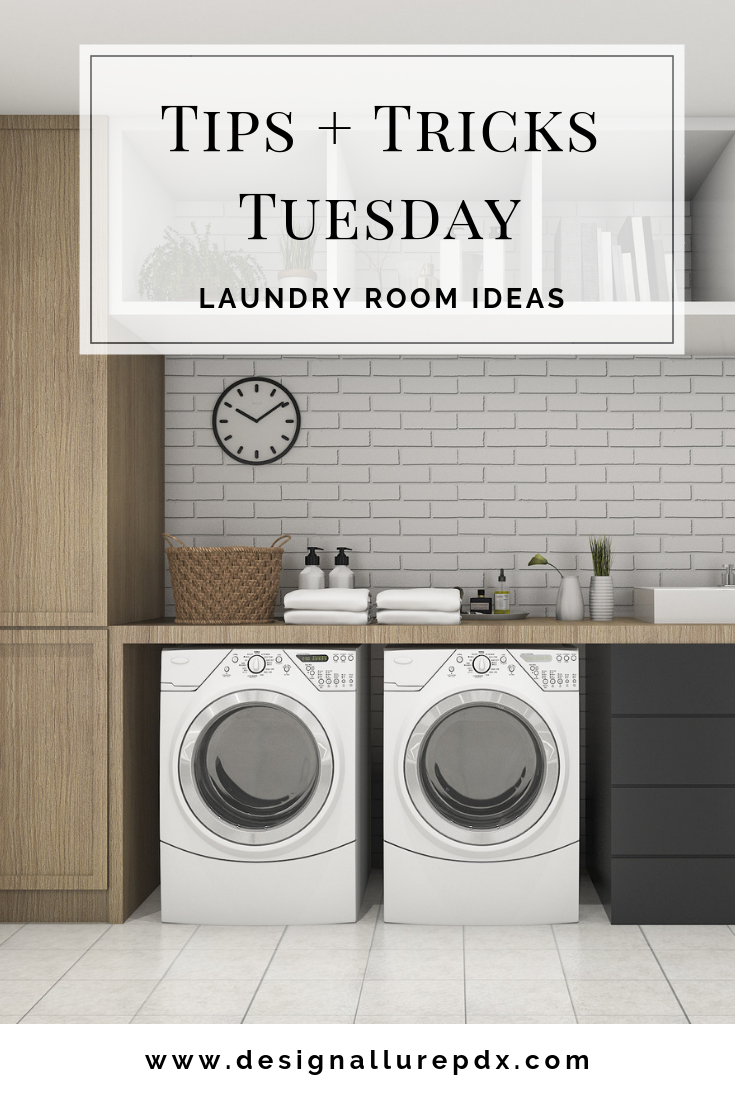Laundry Room Tips Tricks L Home Staging Interior Design L