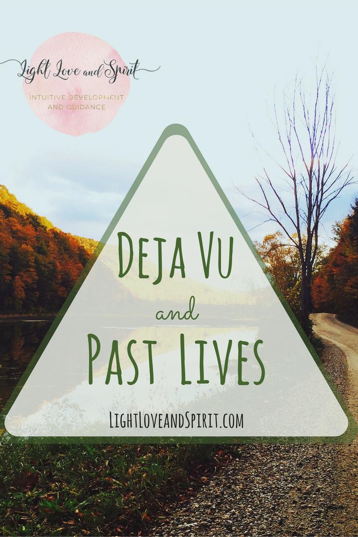 Deja vu and spirituality