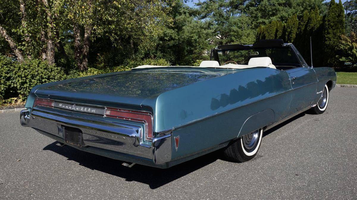 1968 Pontiac Bonneville For Sale 1728431 Hemmings Motor News