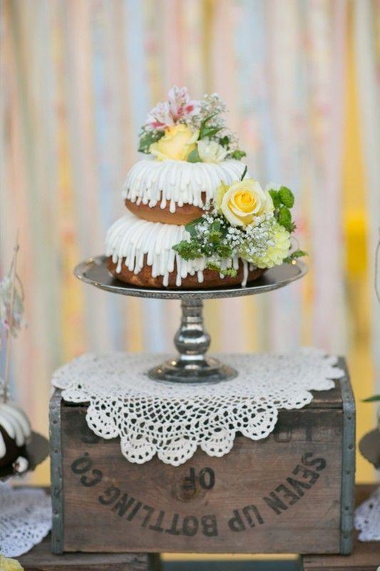 Wedding Cakes Nothing Bundt Cakes For Wedding Cake Also Got Some