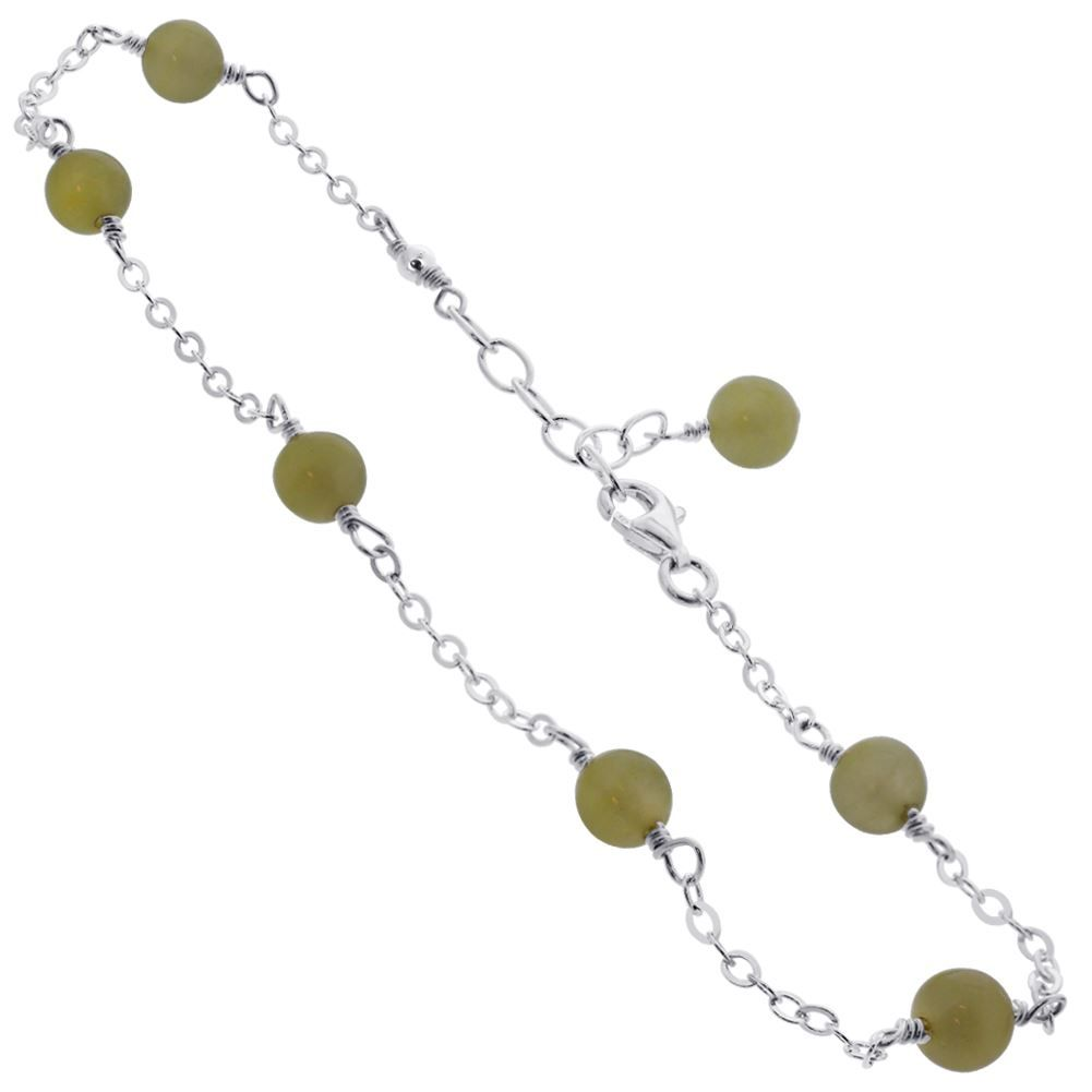 bracelets anklet adjustable pin this silver plated sterling gold see ankle
