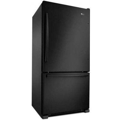 Abb2224brb By Amana Bottom Freezer Refrigerators Goedekers Com Bottom Freezer Refrigerator Amana Appliances Amana