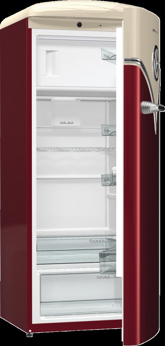 Gorenje OBRB153R refrigerator with freezer