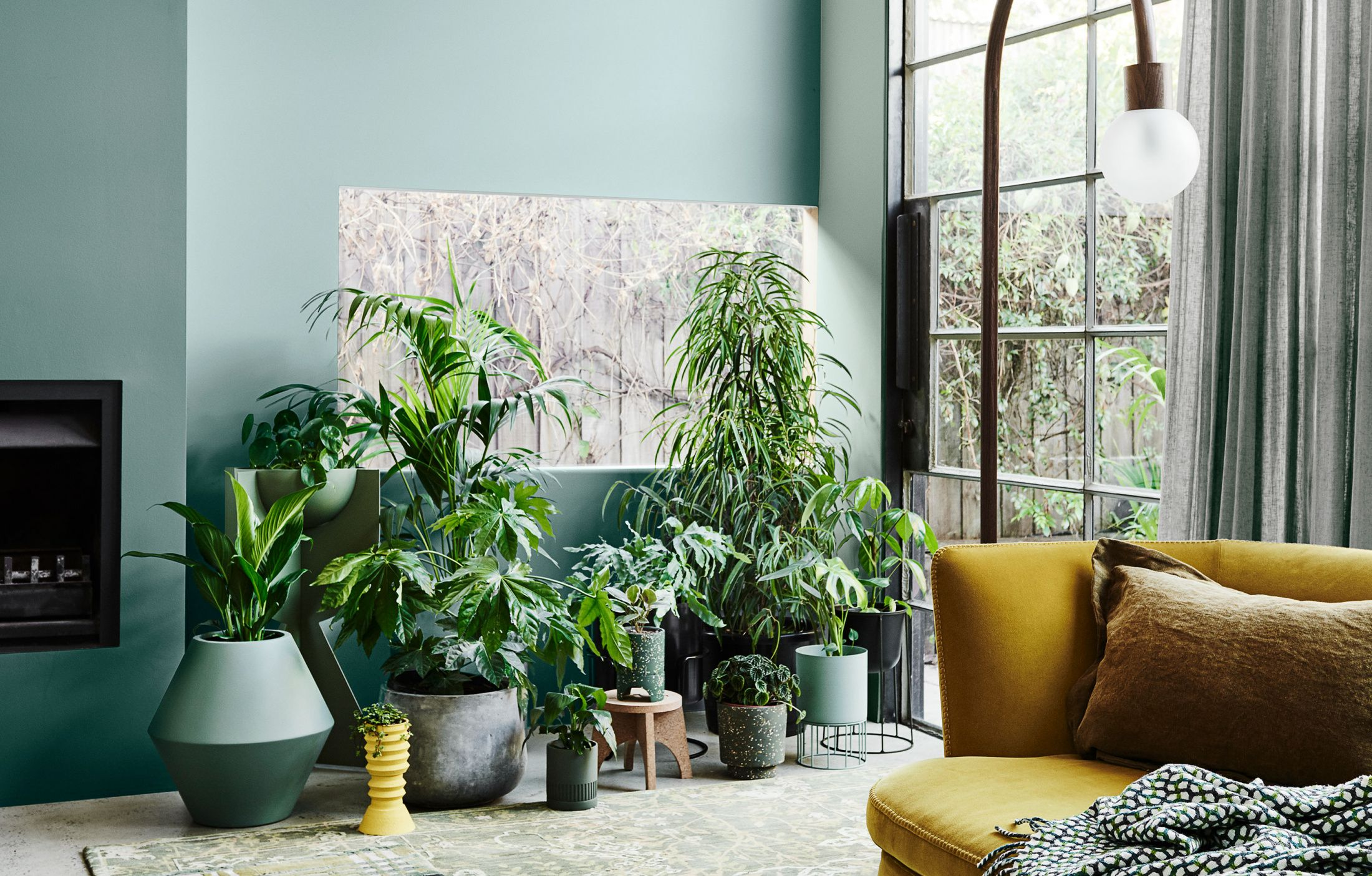The 2020 Dulux Colour Forecast Is Revealed In 2020 Living Room Green Yellow Living Room Living Room Color Schemes