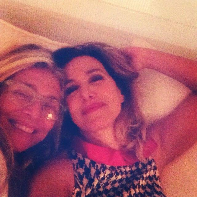 #BarbaraDUrso Barbara D'Urso: Ieri sera con la mia amica #MaraVenier #loveislove #amicizia #ilikeit #peaceandlove #picoftheday #serenità #onestà #intacool #instagood