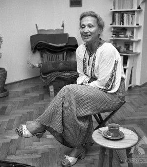 Ryszarda Hanin Polacy Actresses Style