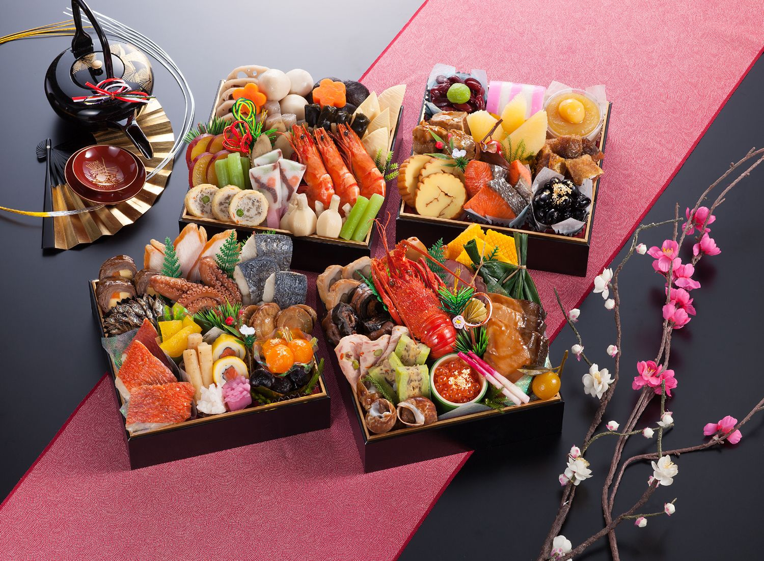 Japan's Most Important Meal of the Year New year's food