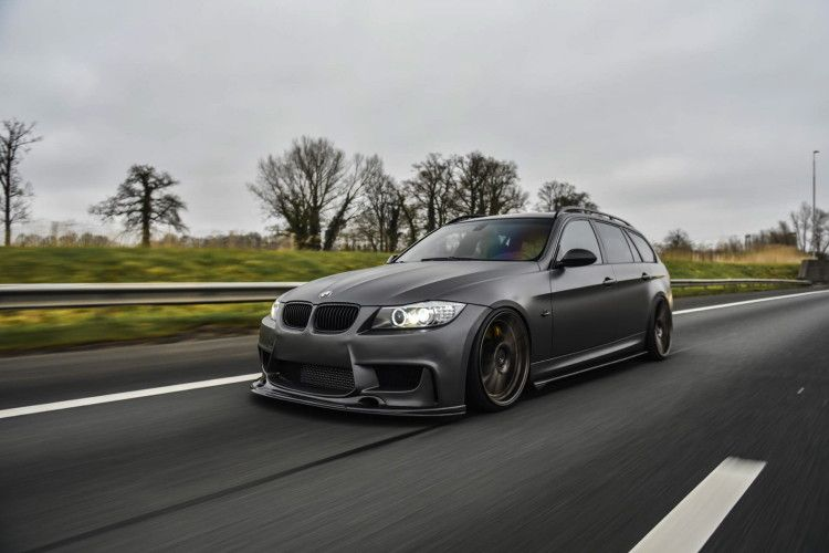 BMW 335I Horsepower >> Bmw 335i Touring 800 Hp 4 750x500 This Heavily Tuned Bmw
