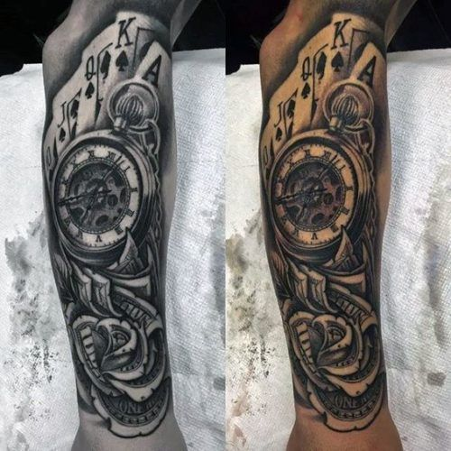 Www Rusinotattoo Com Tatuaje Cartas Tatuajes Nuevos Tatuajes