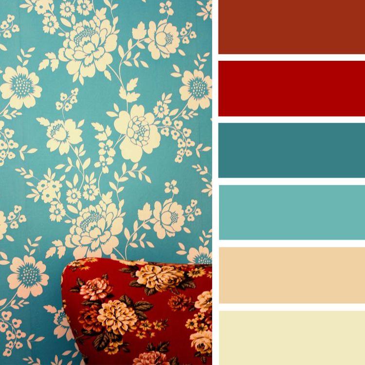 Petrol Blau Wandfarbe: Welche Farbe Passt Zu Gelb? Wohnideen Und