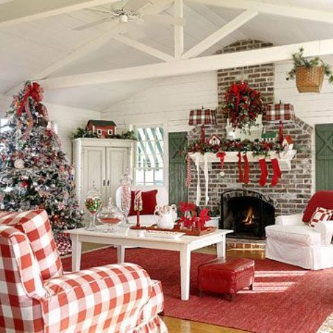 70 beautiful christmas decoration ideas for your room - Christmas Decorations For Your Room