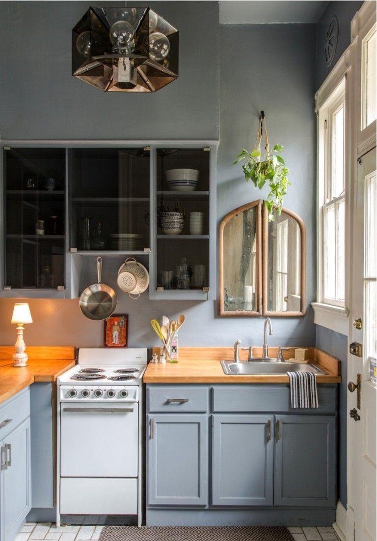 Latest Small Kitchen Design 2018