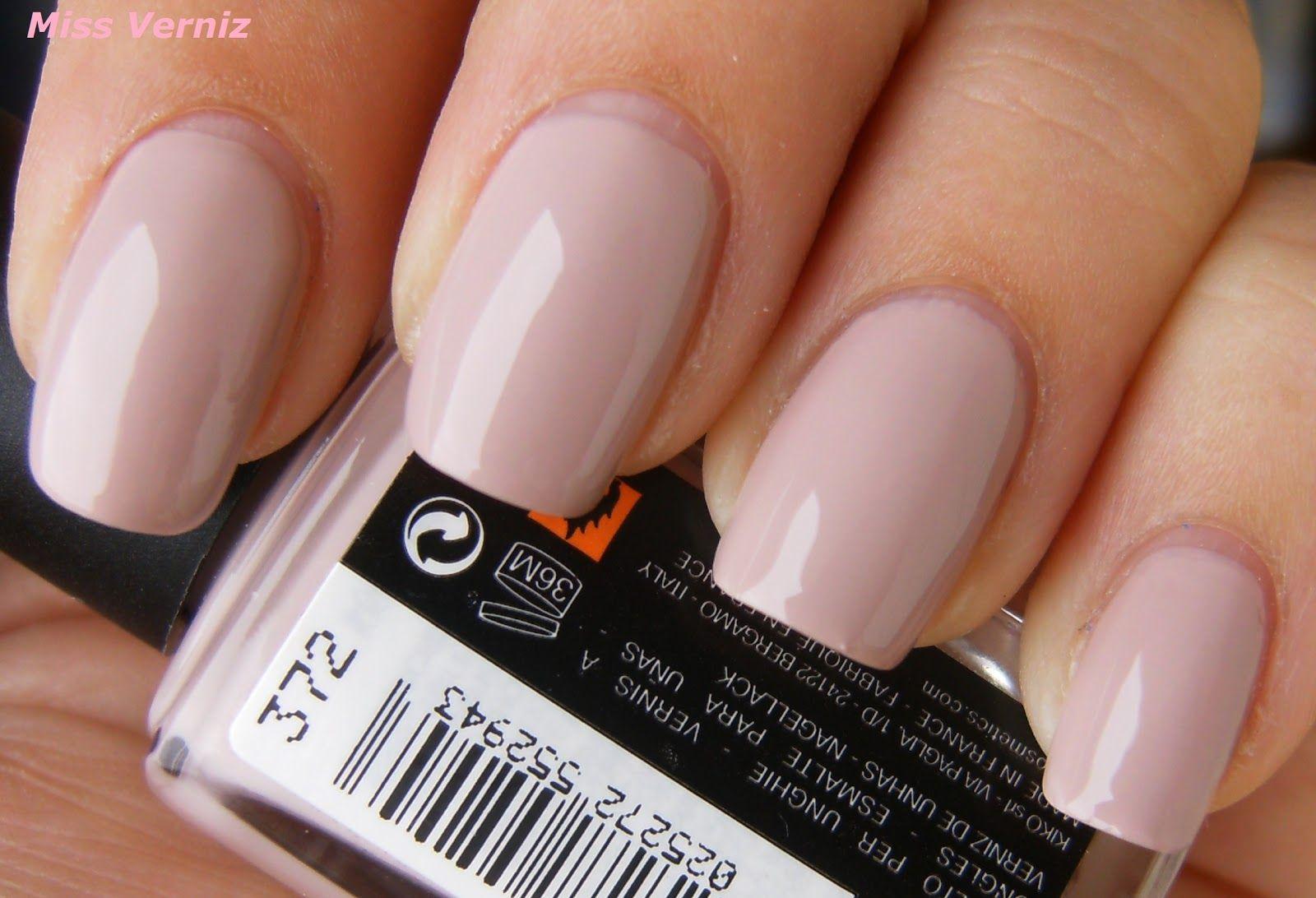 Kiko+Numero+372+Nude | Nails ^.^ | Pinterest