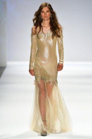 Sfilate Tadashi Shoji Collezioni Primavera Estate 2014 - Sfilate New York - Moda Donna - Style.it
