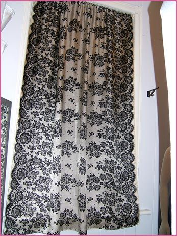Curtains Ideas cheap lace curtain panels : 17 Best images about Lace curtains on Pinterest | Velvet, Pink ...