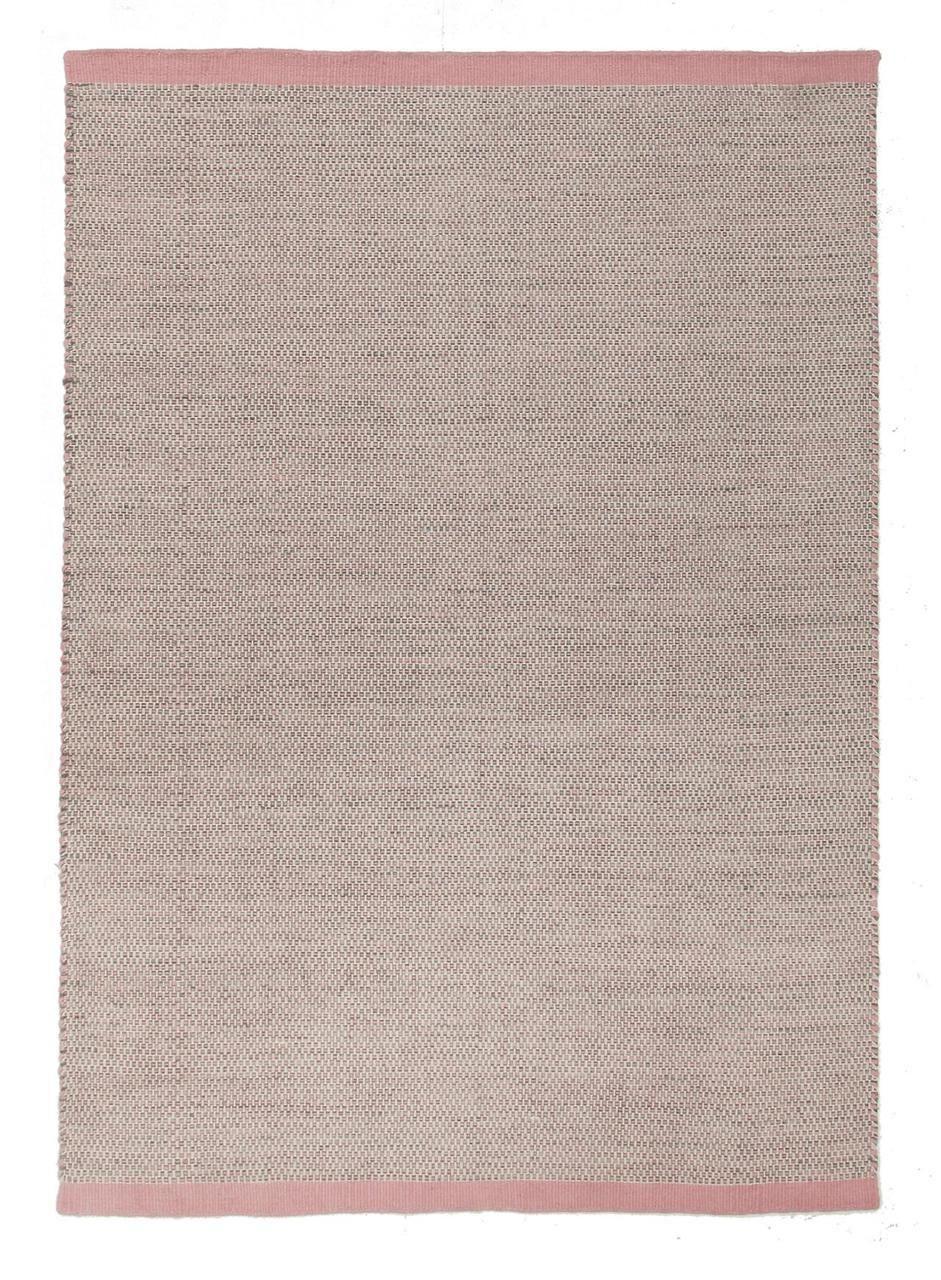 Marlo Pink Flat Weave Wool Rug Rugs Express Online Australia