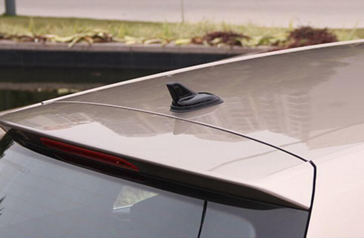 Black Shark Fin Decor Antenna For Volkswagen Vw Golf 7 Gti Gte Gtd R Mk7 Vii 2014 2015 2016 Replacement Parts Car Door Car