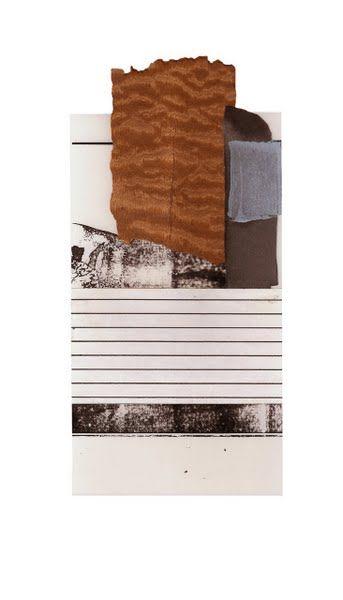 Kelda Martensen She Comes For Conversation Mixed Media Print Collage Wood Veneer Monotype 10 X 5 Framed With Images Wood Veneer Mixed Media Seattle Art