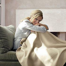 washable wool blanket