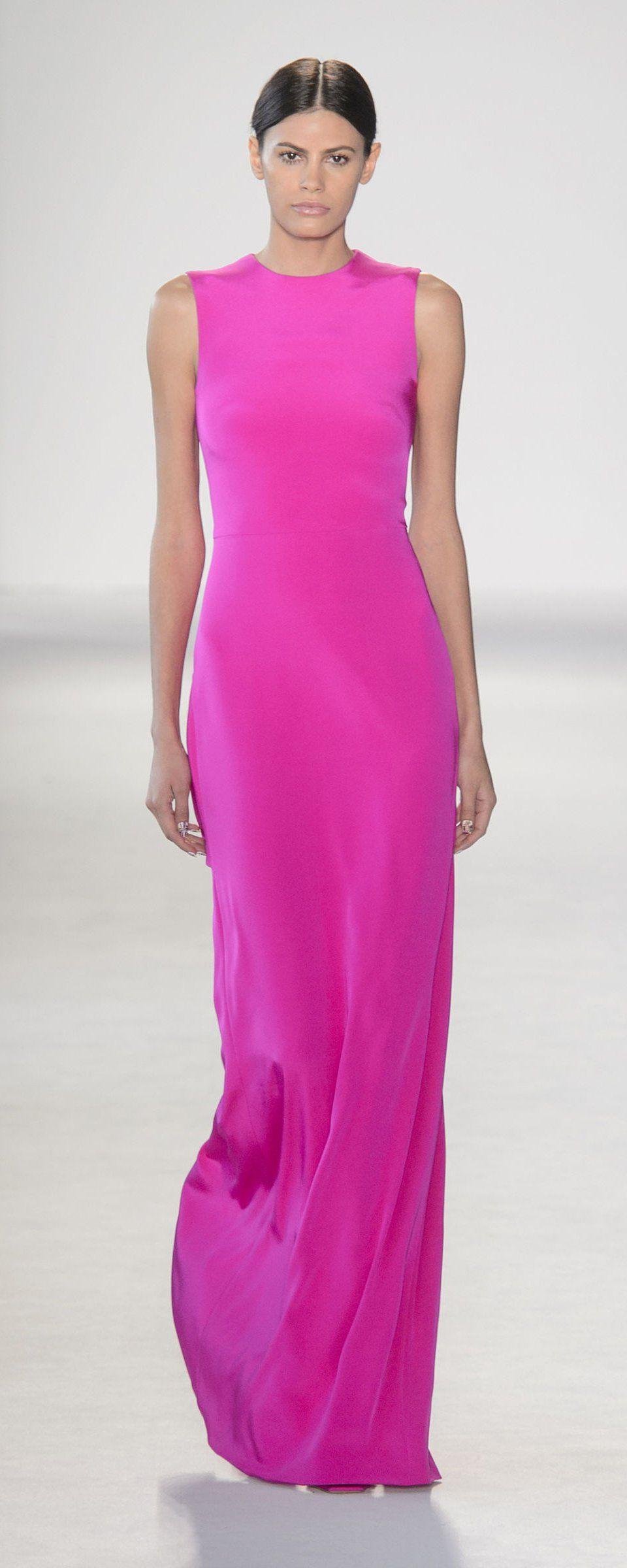 Christian Siriano Spring-summer 2018 - Ready-to-Wear | Moda rosada ...