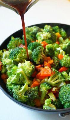 Homemade Stir Fry Sauce | tomatoboots.co | #veggies #nopreservatives #fromscratch