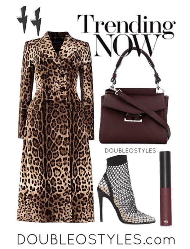 #trendy #outfitoftheday #leopard #heelsaddict #trenchcoat #purses #lipstickcolors #styleoftheday #stylecollective #fashionista #fashionblogger #styleblogger #fallfashion #winterstyle #womensoutfits #outfitinspiration #ootdfashion #trendyoutfits