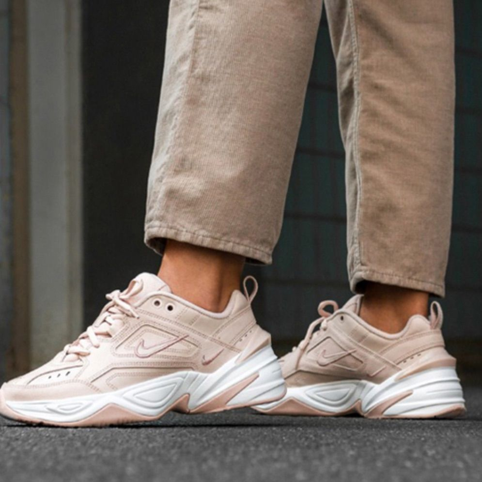 Nike M2K Tekno Particle Beige Dad Sneakers NWT | Sapatos