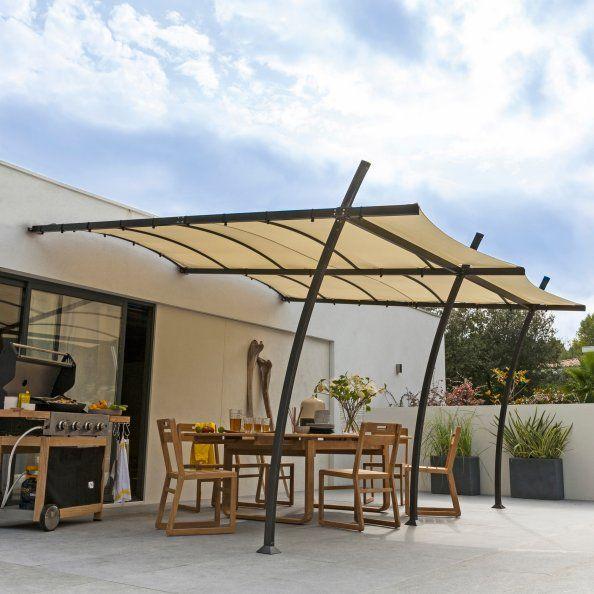 Une pergola pour votre bien être Pergolas and Balconies - qu est ce qu une maison bioclimatique
