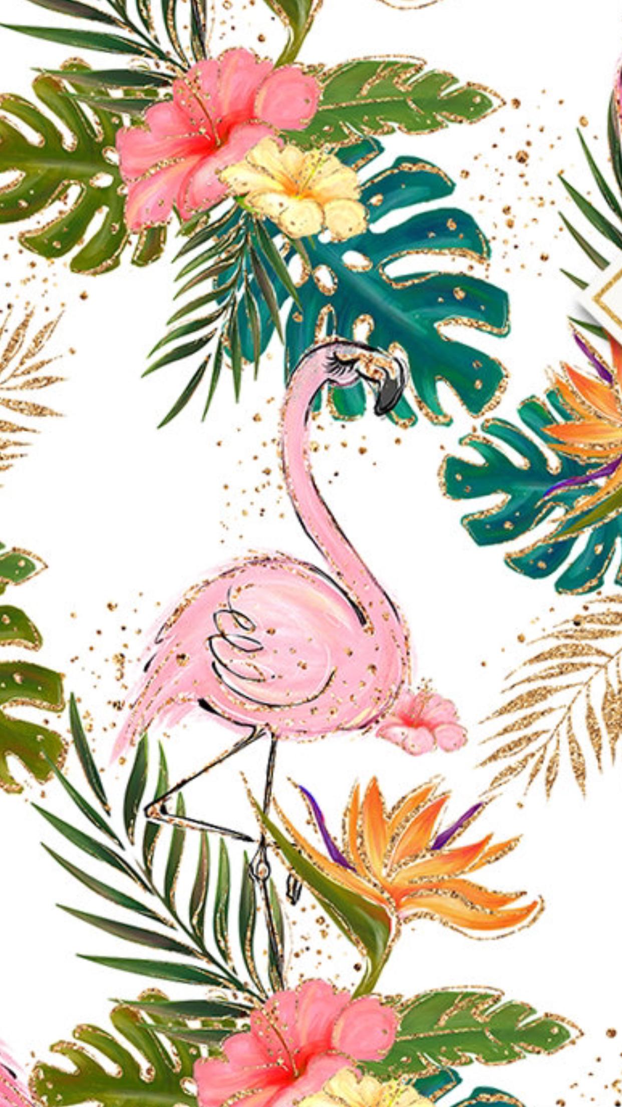 Pin By Wessam Hu On Fondo Flamingo Wallpaper Pink Flamingo Wallpaper Wallpaper Backgrounds