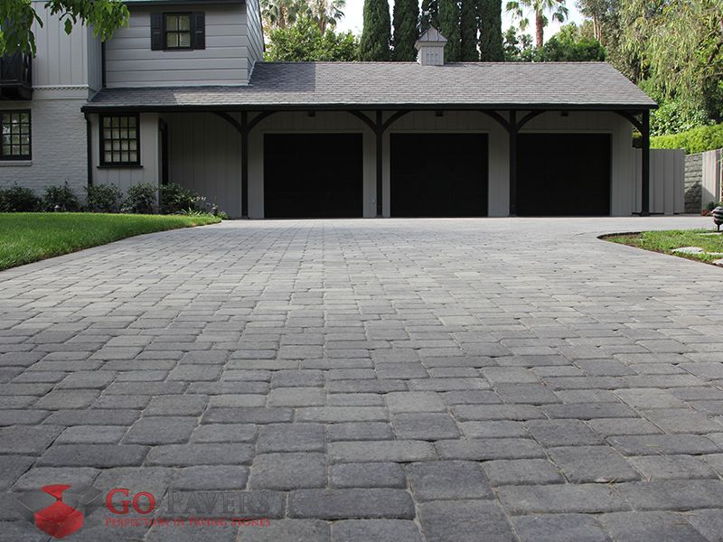 the belgard cambridge pavers are cobblestone pavers that ferry us back to the days of