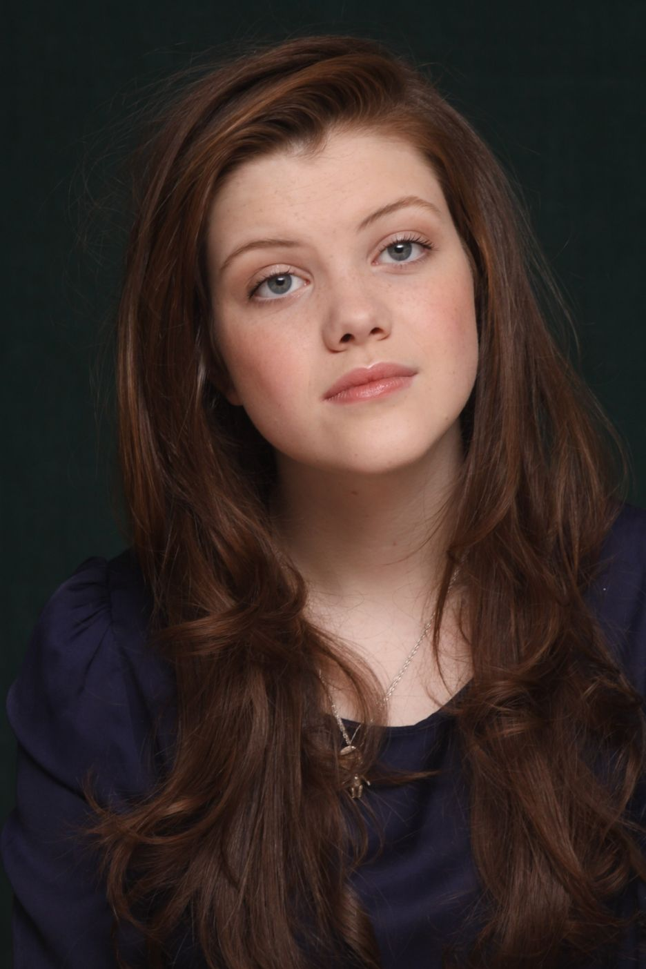 Georgie Henley (born 1995)