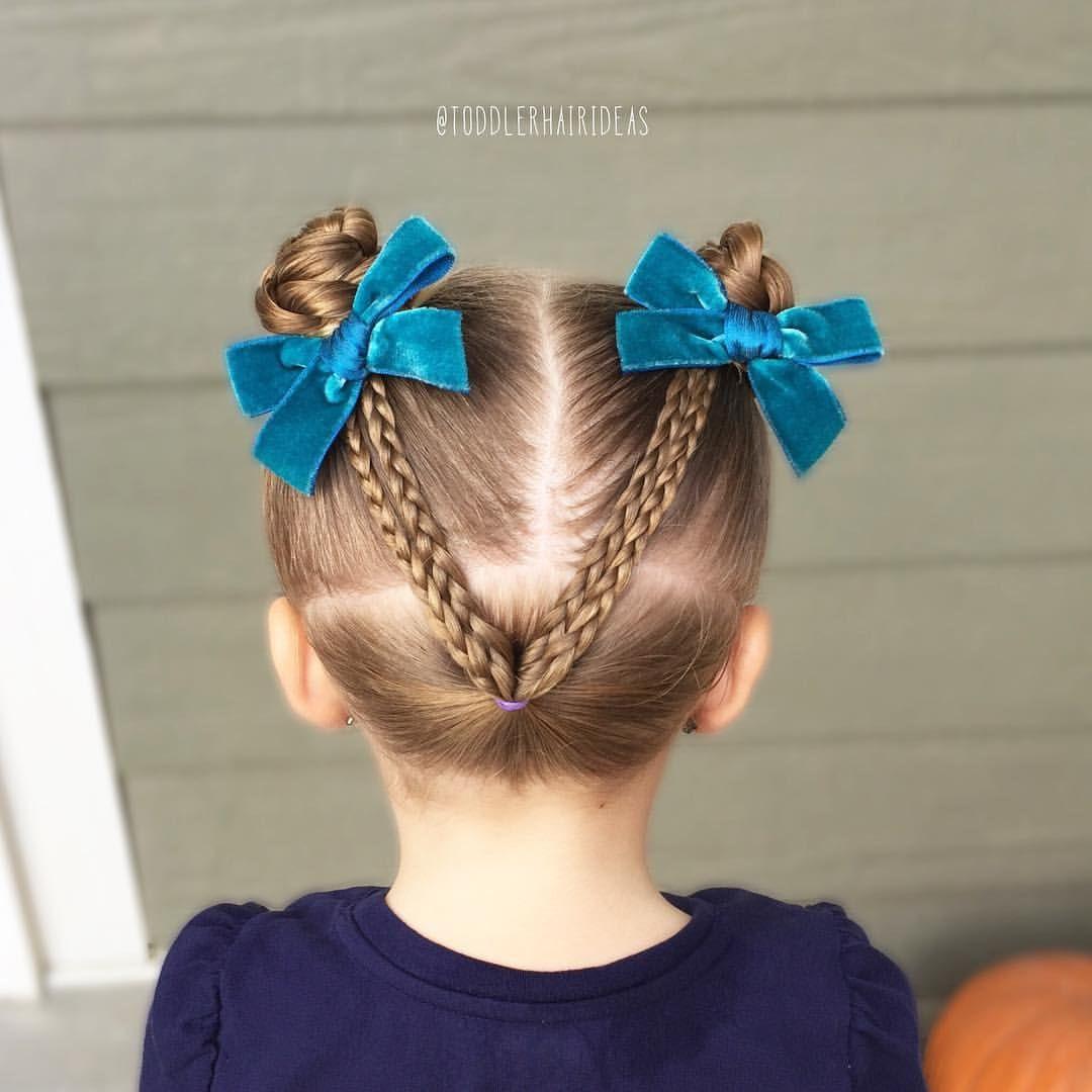 pin toddler hair ideas