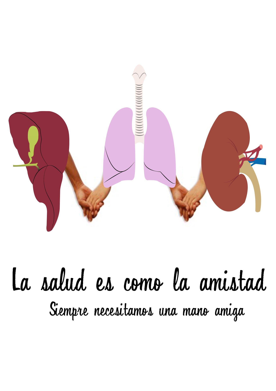 Nuevo cartel para la donación de órganos | donacion de organos ...