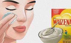 Masque de fécule de maïs pour rajeunir la peau (avec images)   Masque visage fait maison ...
